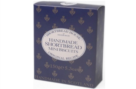 Hadmade Scottish Shortbread