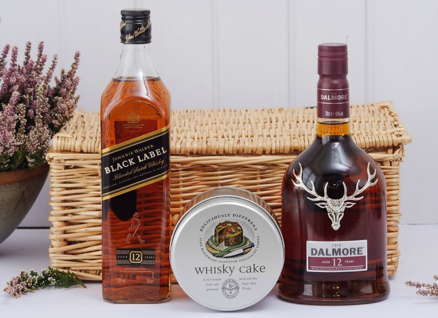 whisky hamper