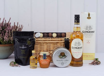 Whisky Flavour Scottish Hamper