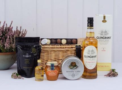Whisky Flavour Scottish Hamper