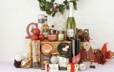 Christms Vegetarian Hamper