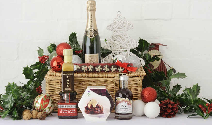 Christmas Scottish Hamper
