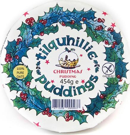 Scottish Christmas Pudding