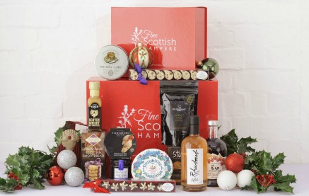 Scottish Christmas Food