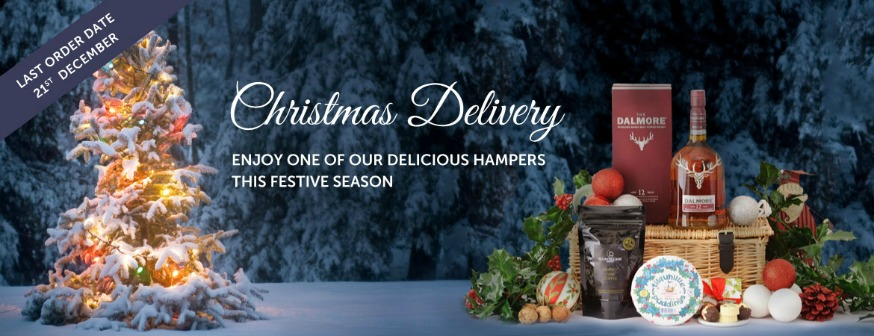 Scottish Christmas Hampers