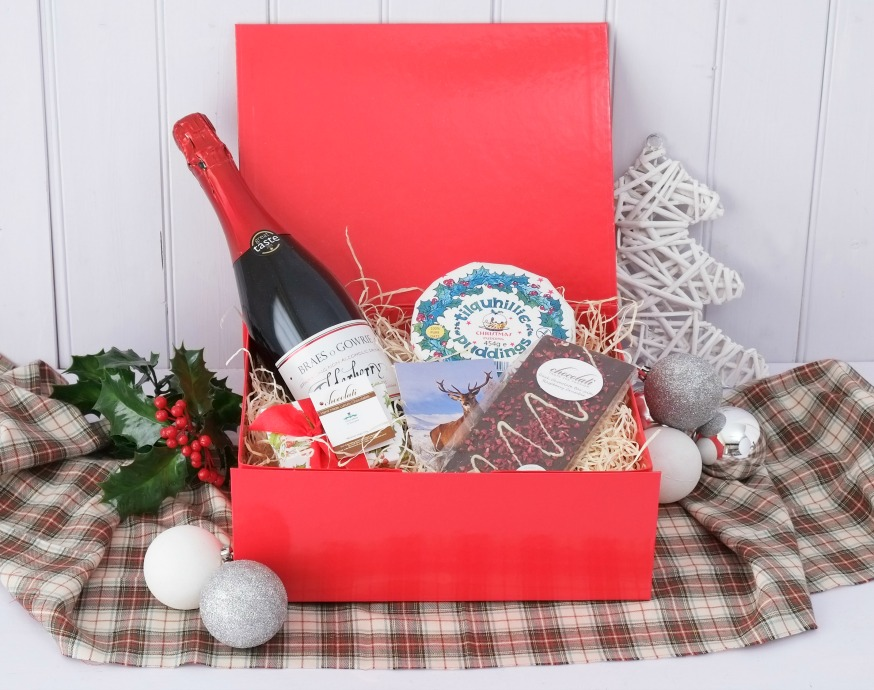 Scottish Christmas Hamper