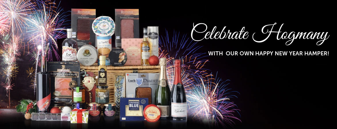 scottish new year hamper