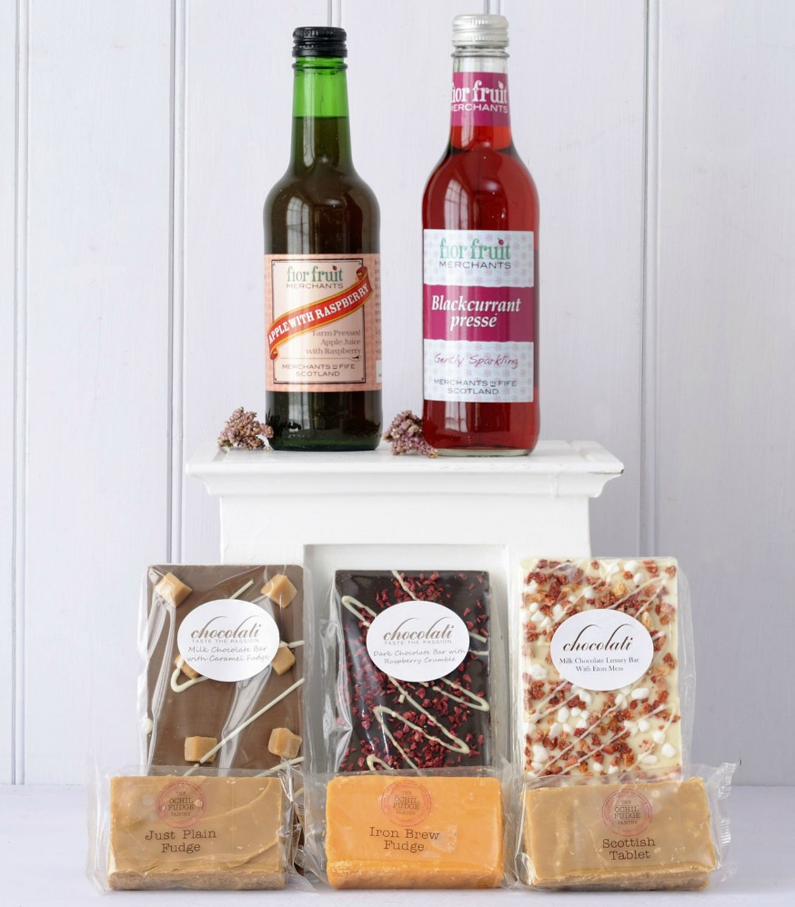 scottish sweet hamper
