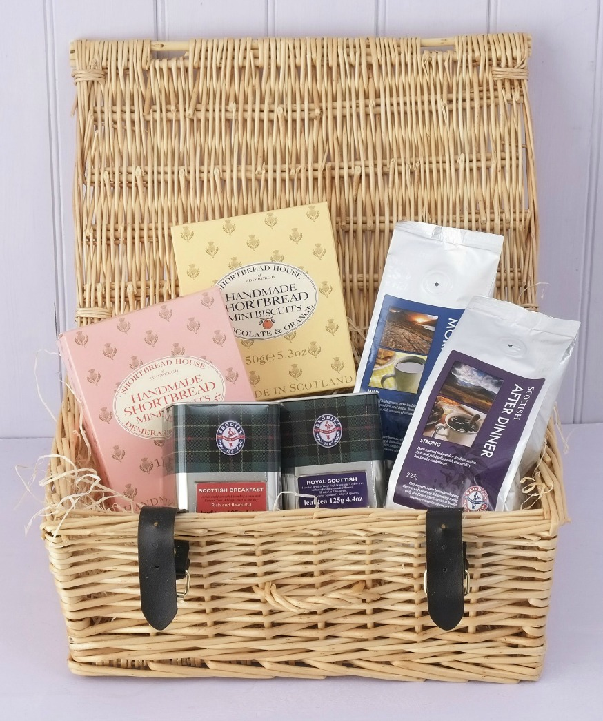 scottish tea hamper