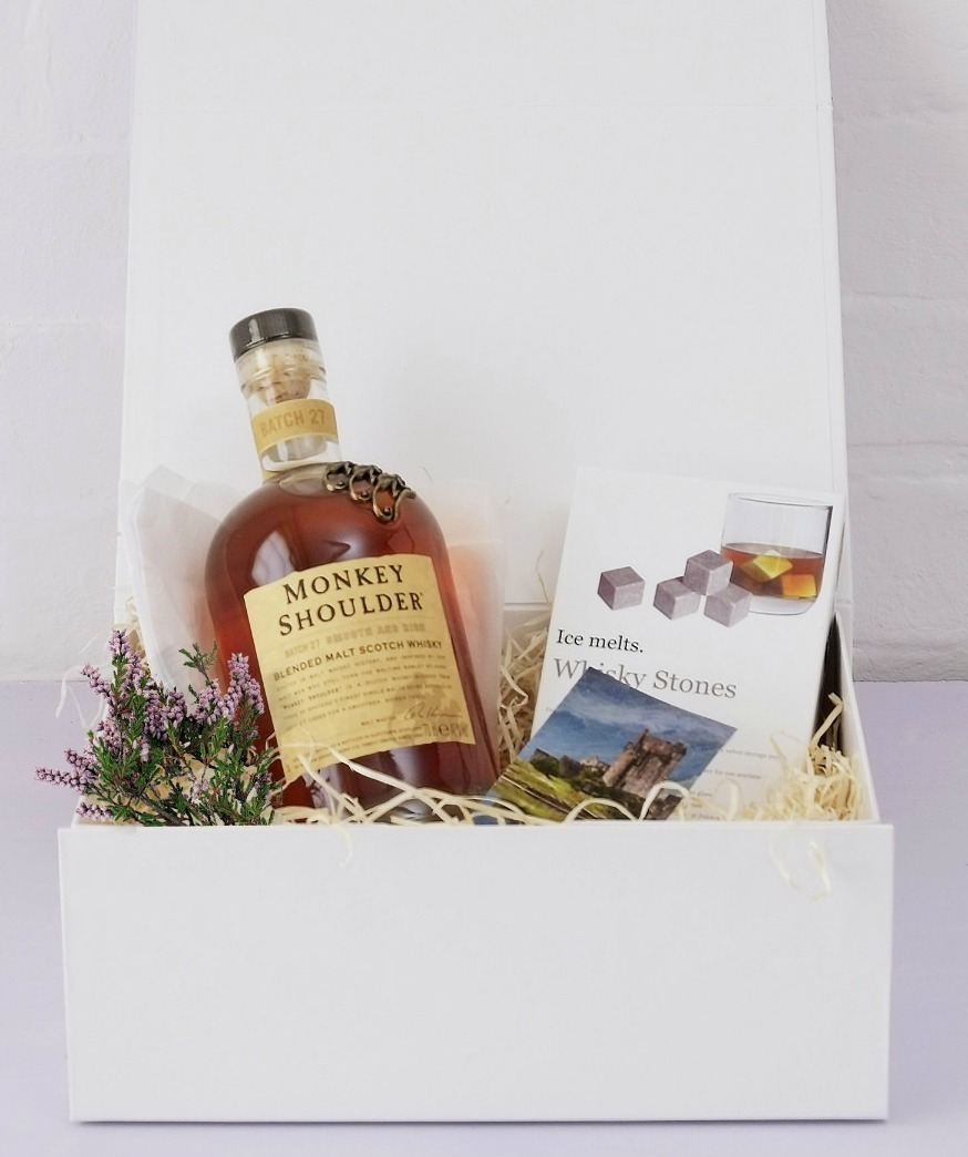 scotch whisky hamper
