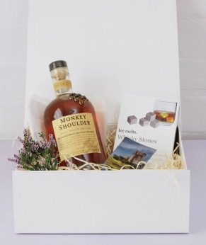 scottish whisky present hamper