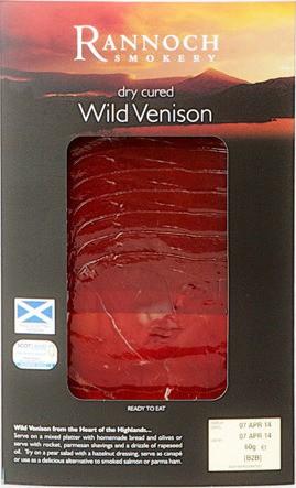 wild venison