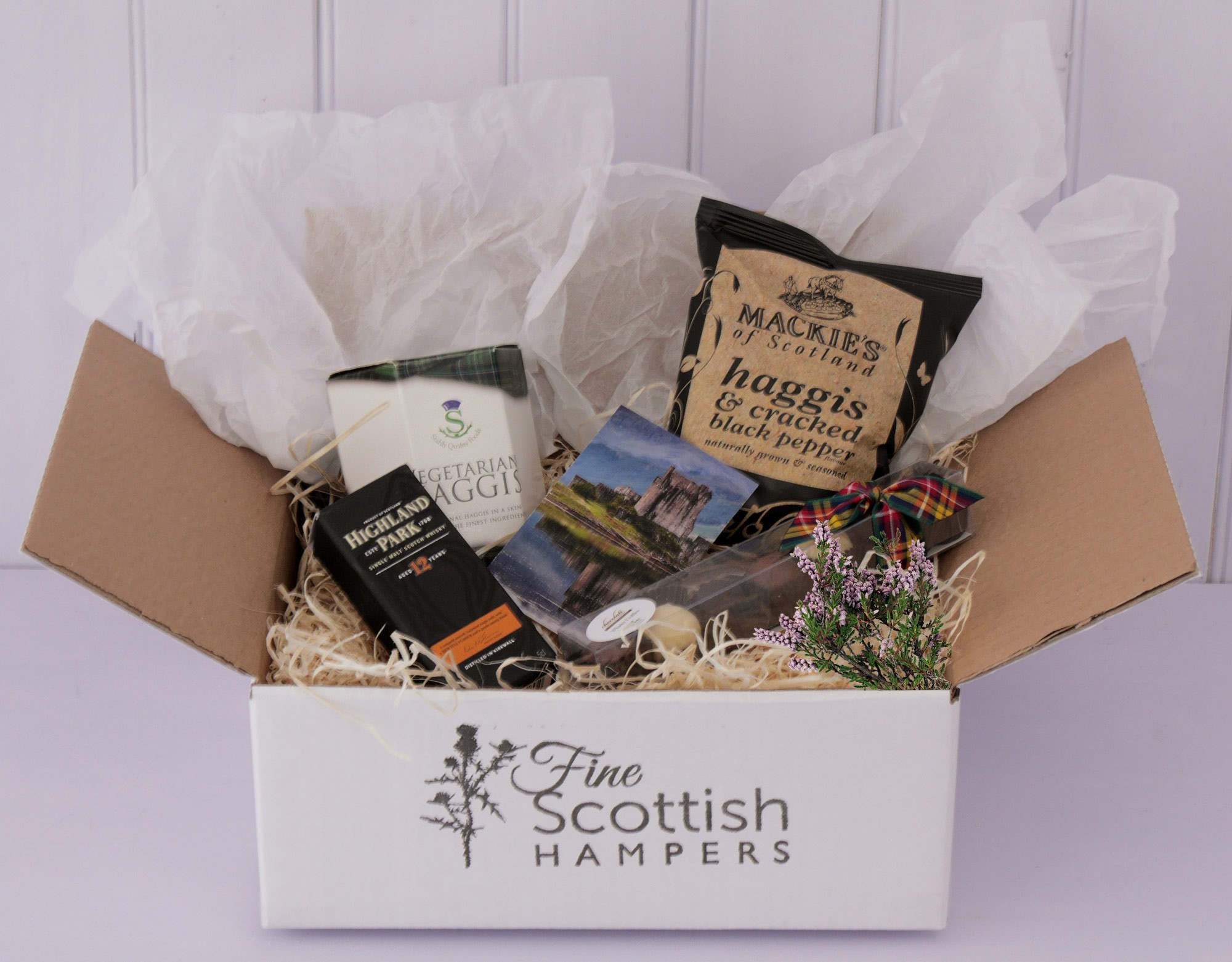 BURNS NIGHT HAMPER
