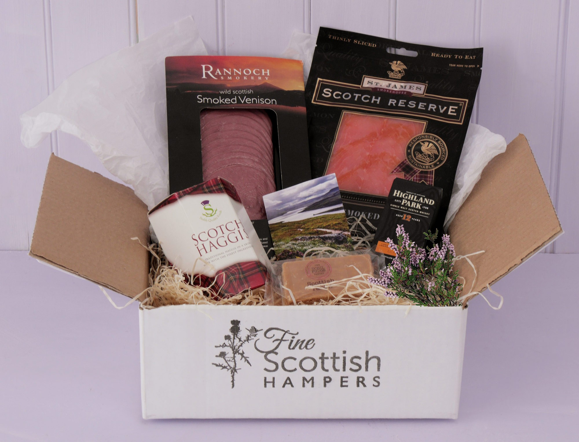 SCOTLAND IN A BOX