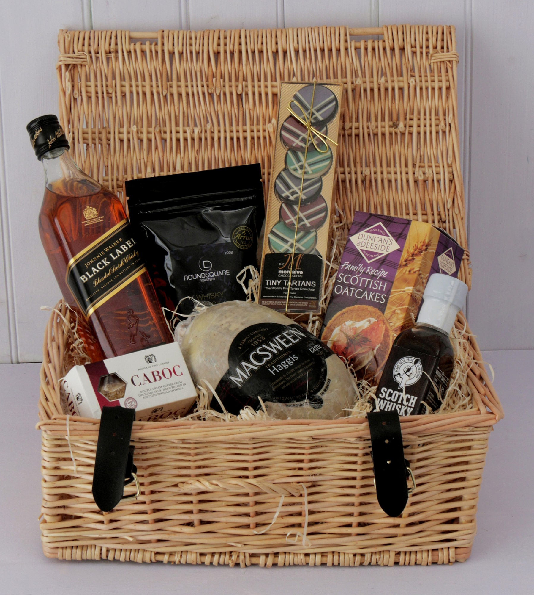 SCOTTISH BURNS SUPPER HAMPER