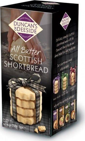 Shortbread box