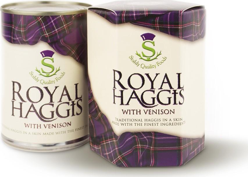 Royal Haggis