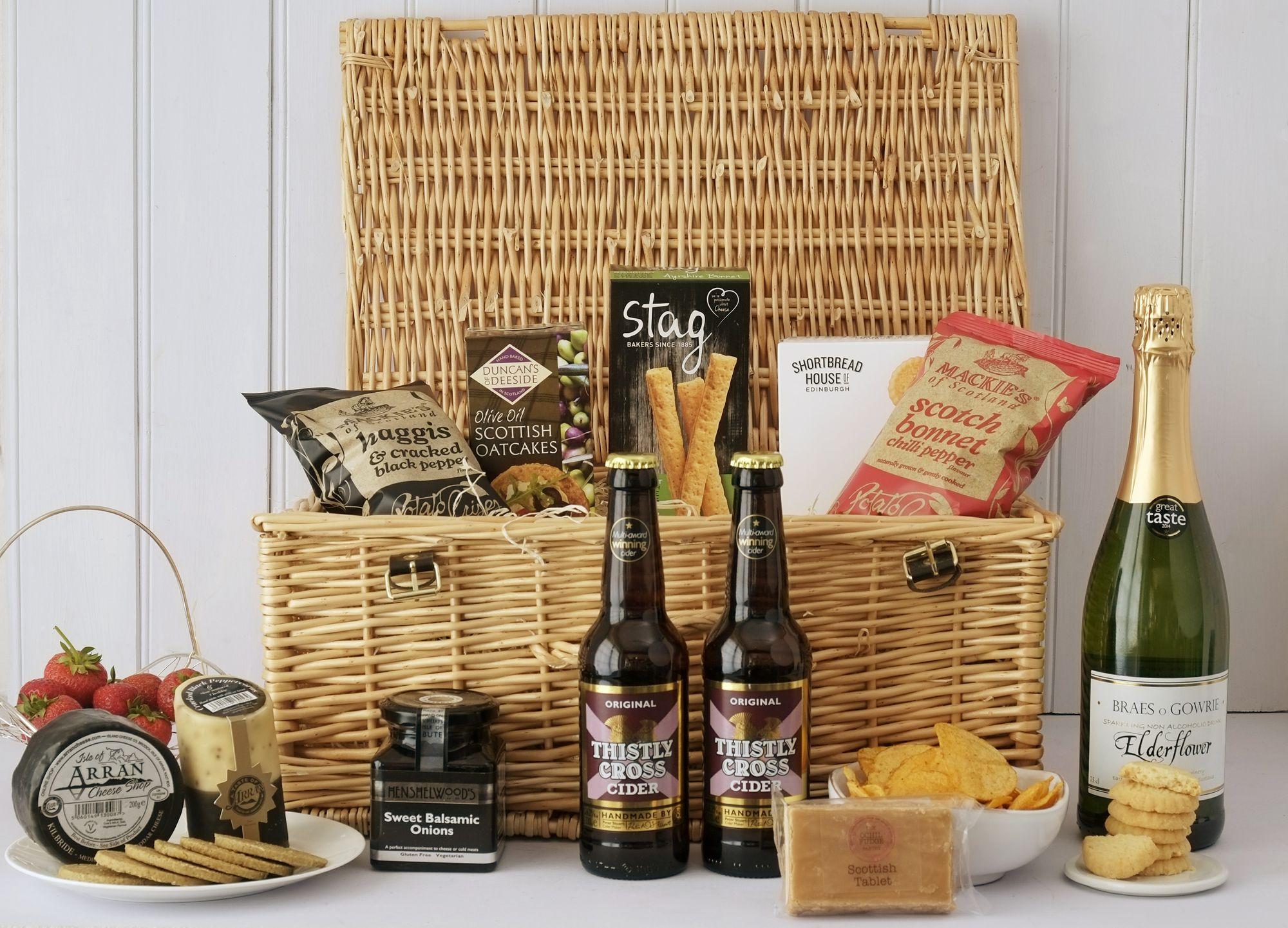 A picnic made in scotland