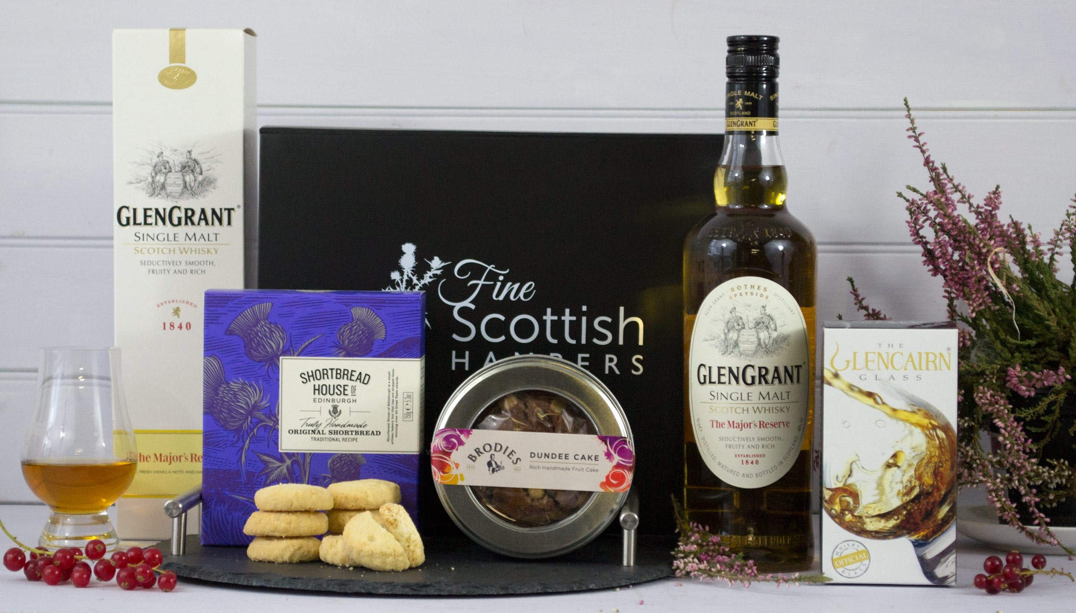 classic whisky gift