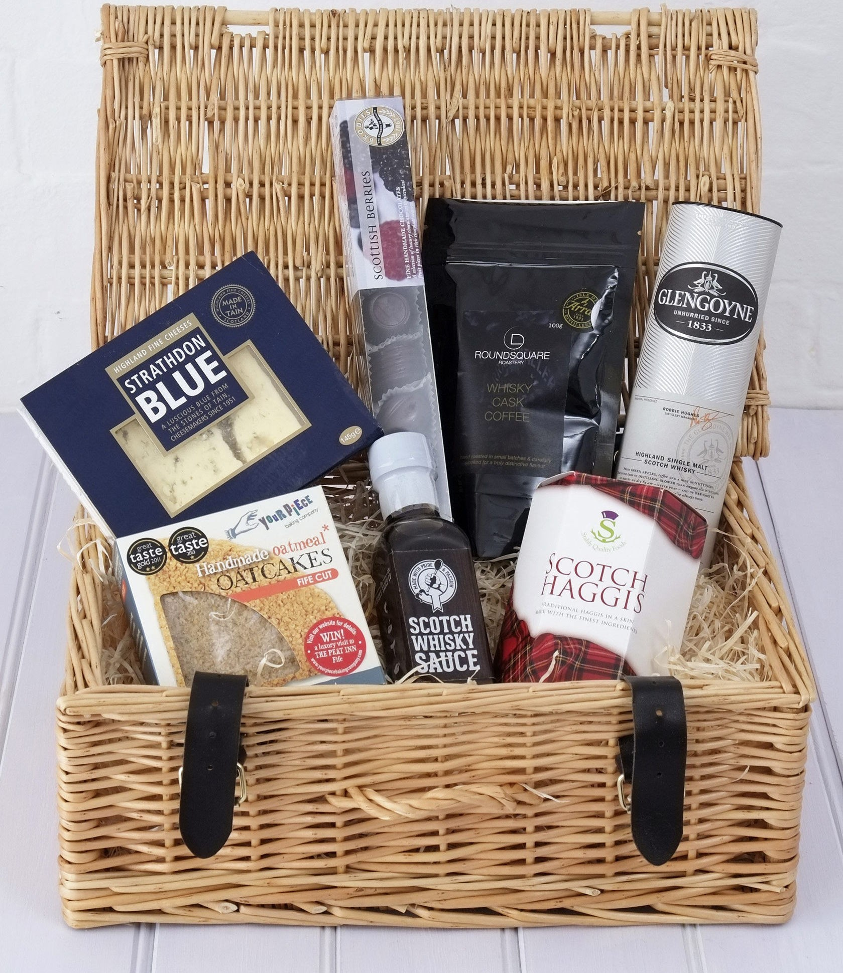 Rabbie Burns Hamper
