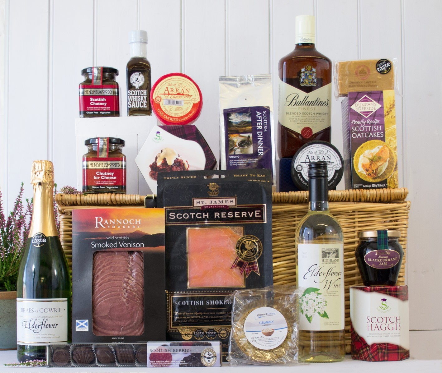 Scottish Food Hamper