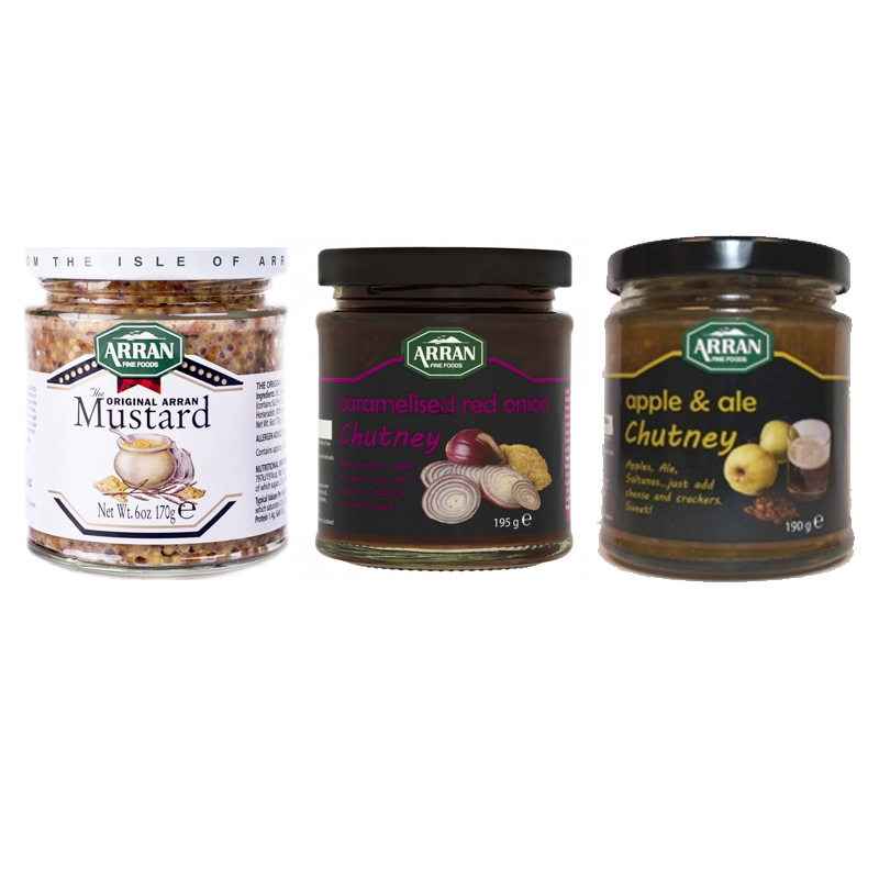 Chutneys and Mustards