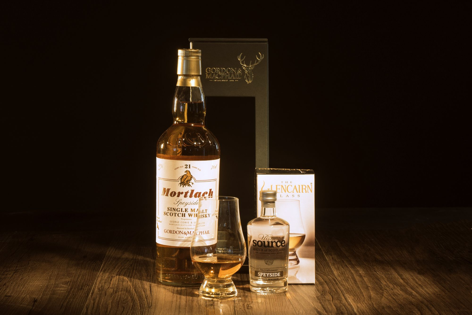 mortlach whisky hamper