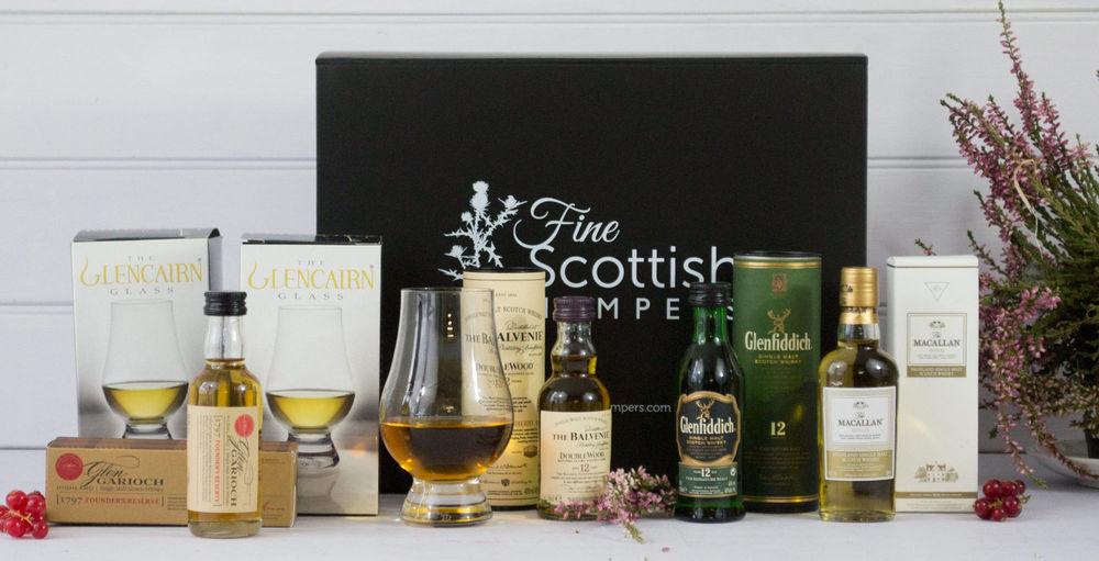 Gluten Free Whisky Hamper
