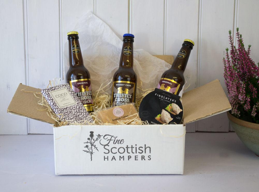 Scottish Cider Hamper