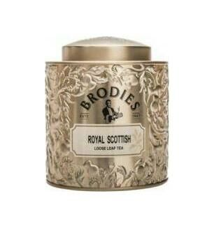 Royal Scottish Loose Leaf Tea Caddy