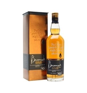 Benromach 10 Year Old Whisky 70cl