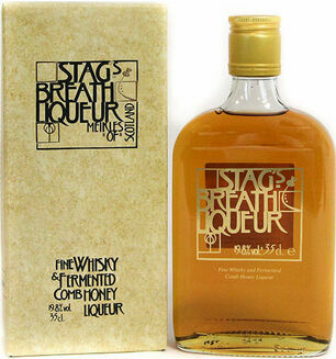 Meikle's of Scotland Stag's Breath Liqueur 35cl