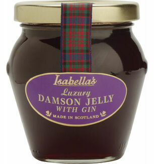 Isabella's Preserves Damson Jelly with Gin