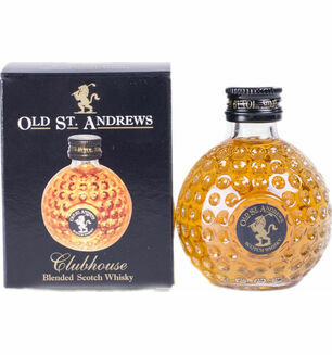 Old St. Andrews Distillery Clubhouse Whisky Miniature 5cl
