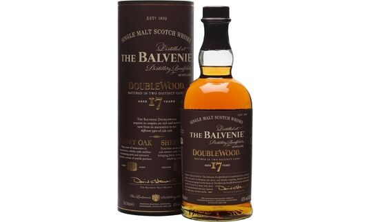 The Balvenie 17 Year Old Whisky