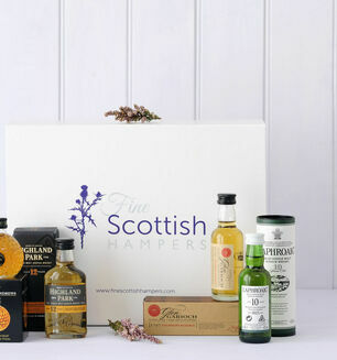 Whisky Miniatures Hamper