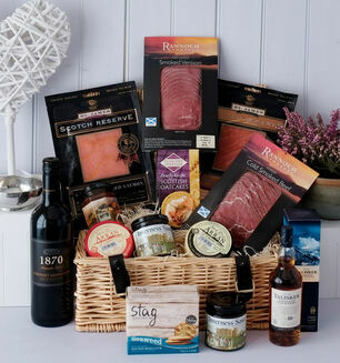The Smokehouse Dinner Hamper