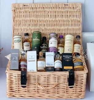Scottish Whisky Gift Selection Hamper