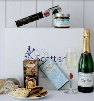 Scottish Sweet Tooth Hamper