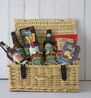 Beer Snack Hamper