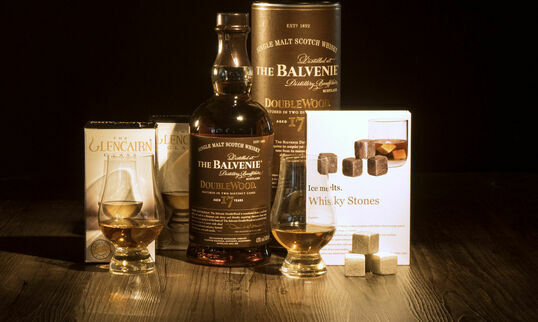 The Balvenie 17 Year Old On The Rocks