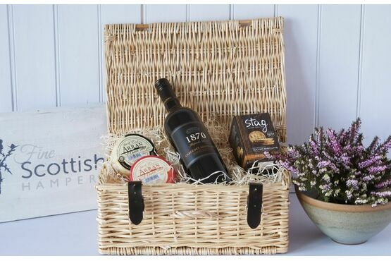 A Little Cheese & Wine Gift Hamper