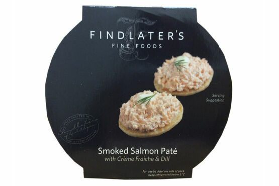Findlater Fine Foods Smoked Salmon Pate with Creme Fraiche and Dill