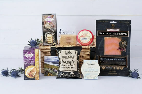 Scottish Food Favourites Gift Hamper